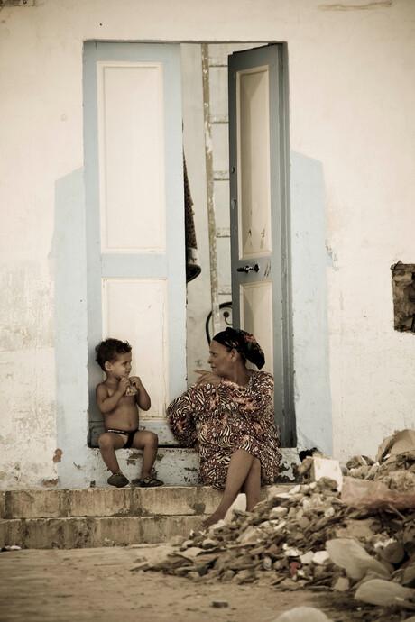 Tunesië straatfotografie 6
