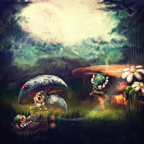 Dwarf Forest ...