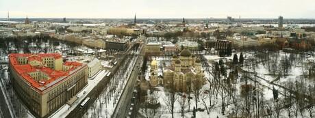 4×3 Panorama Riga, Letland