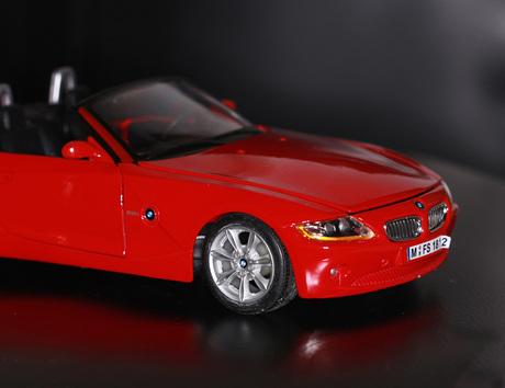 BMW Z4 Macro