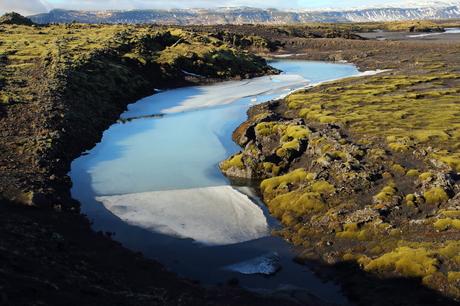 Ijsland Mini-fjord
