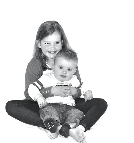 zoon en dochter