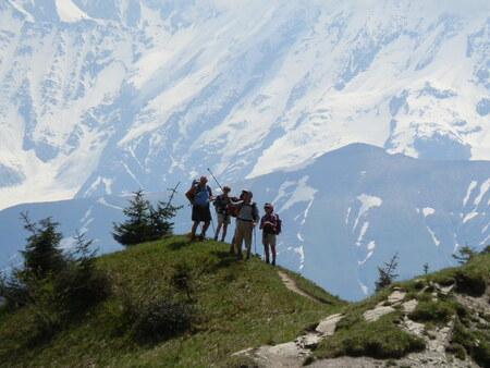 op de top - op de top - foto door anjavdp op 10-07-2013 - deze foto bevat: sport, berg, wandeling, top, beklimming, hiking