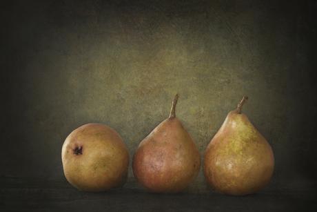 Drie peertjes voor de dorst