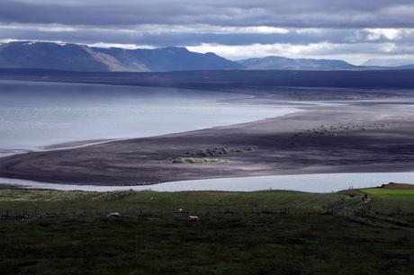 Ruige natuur IJsland