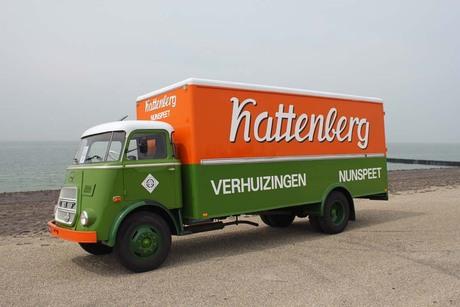 Kattenberg's DAF