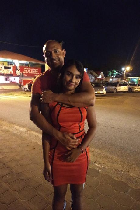 Cindy Shakar Nickerie Suriname