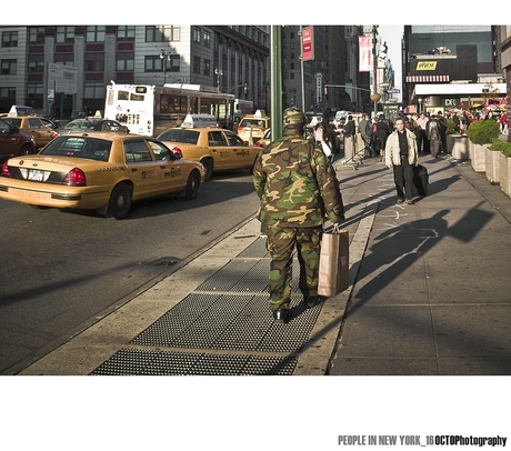 People in New York 16