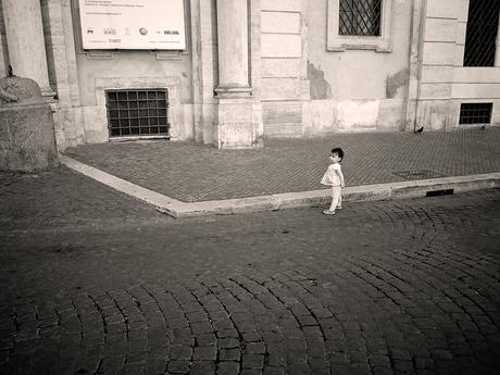Rome, eerste stapjes