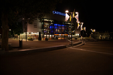 Theater by night