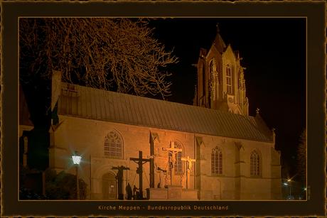 Kirche Meppen