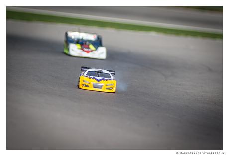 Modelauto racing