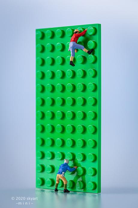 Mount LEGO