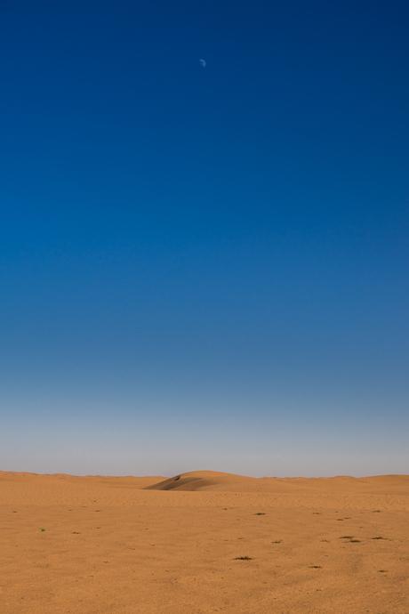 Zand en Maan
