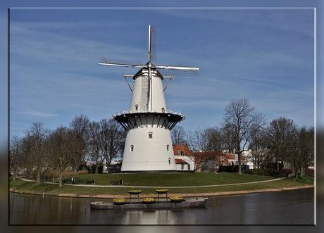 molen De Hoop in Middelburg