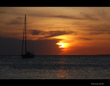 Sunset @ Isla de Coche