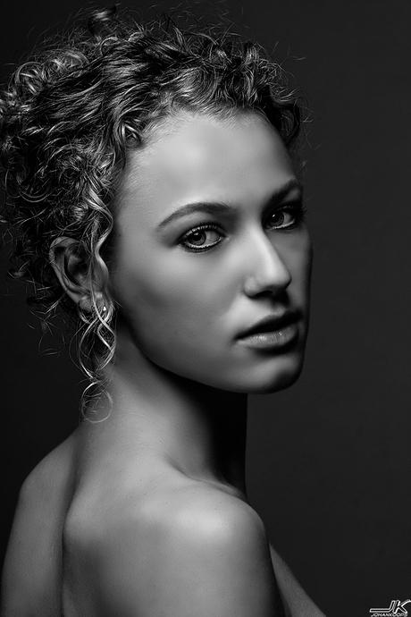 Krachtig portret van Maaike