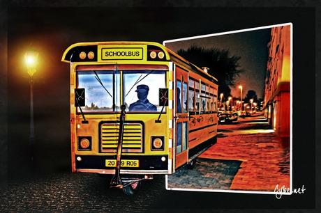 Nachtbus (bouwkeet) verbeterde versie