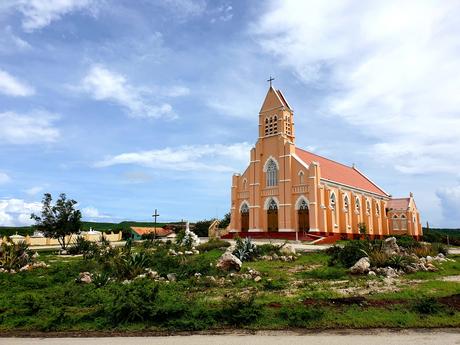 Kerk in Curacao