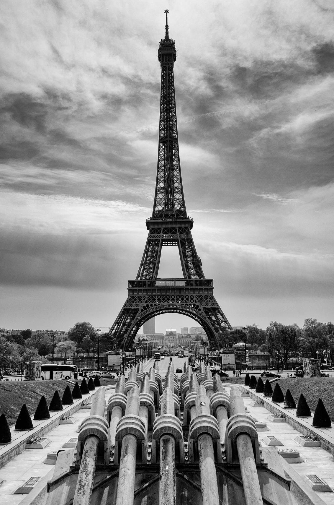 Parijs Zwart-wit (5) - Weekend in Parijs - foto door Canard op 01-05-2018