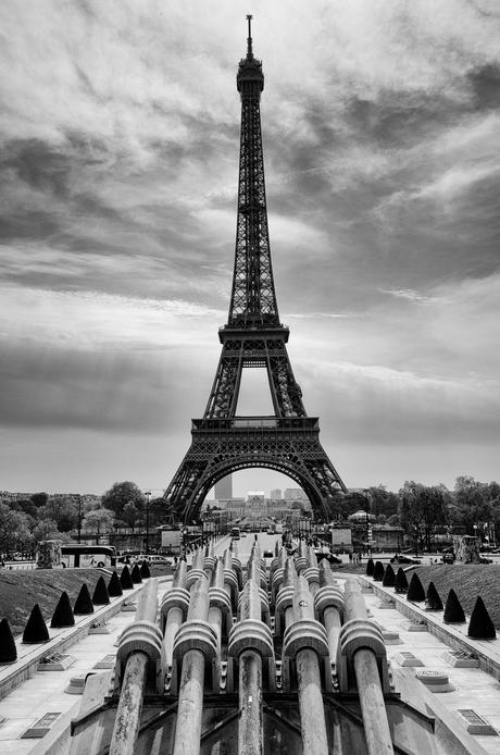 Parijs Zwart-wit (5)