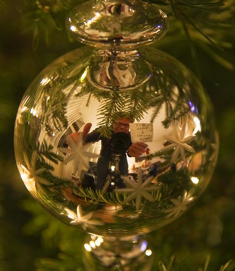 Kijk Op De Kerstbal