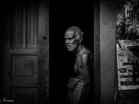 After the flood Sri Lanka