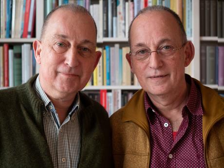 Eeneiige tweeling Hans en Rob 2