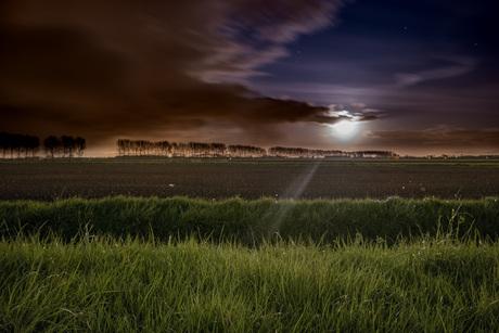 Full Moon - Zeeland