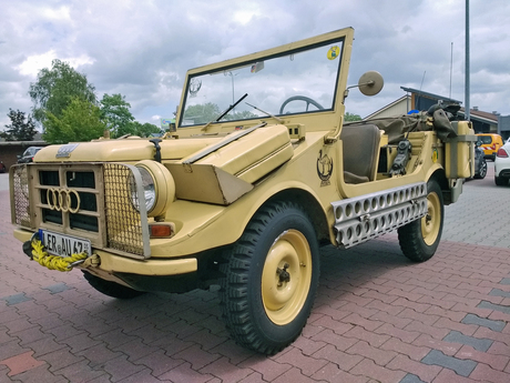 DKW-Auto Union Munga 'Sahara Patrol' 1967 (132613090)