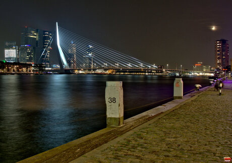 Rotterdam by night 2