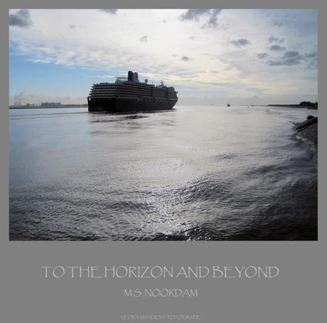 Cruiseschip MS Noordam
