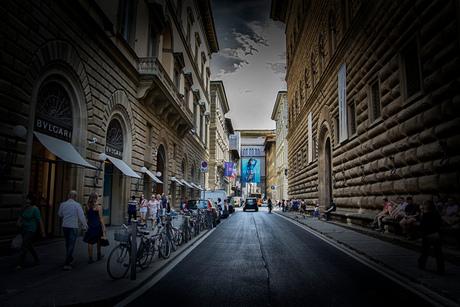 Firenze - Street (in het groot bekijken)