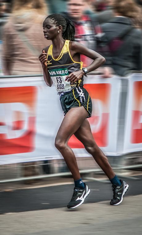 Marathon Rotterdam - 2014