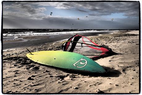 Life's a beach...