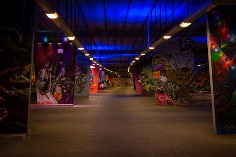 Graffiti | Boshoverbrug Weert
