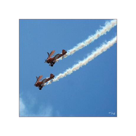 The Breitling Wingwalkers 6