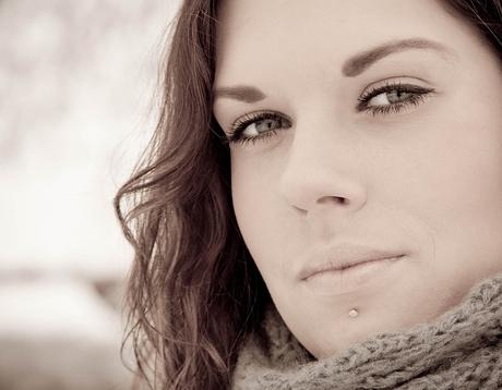 Portret C.