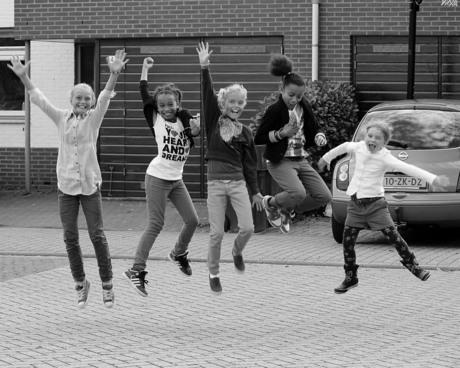 En we springen en we dansen!