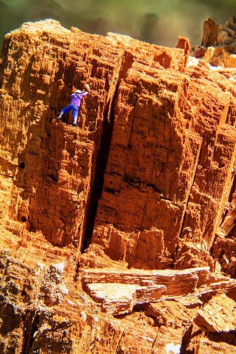 Niet Bryce Canyon