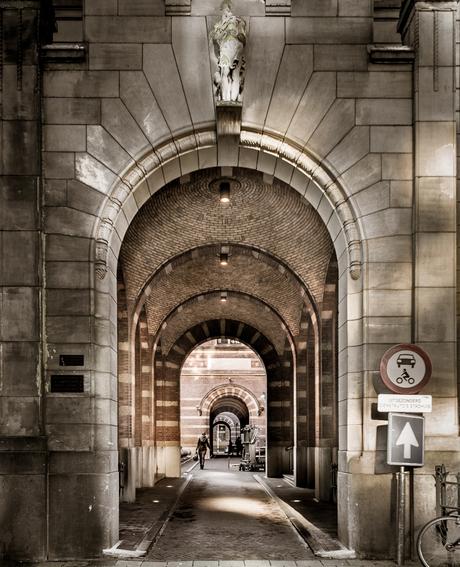 poortje stadhuis rotterdam