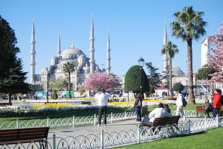 lente in Istanbul