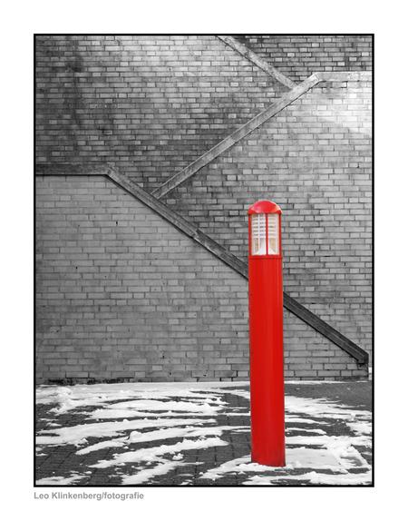Paaltje - - - foto door LeoKlinkenberg op 12-02-2010