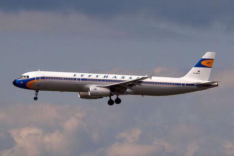 Lufthansa retro