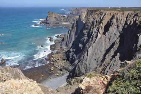Westkust van Portugal