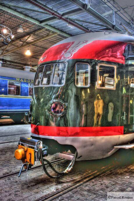 HDR trein
