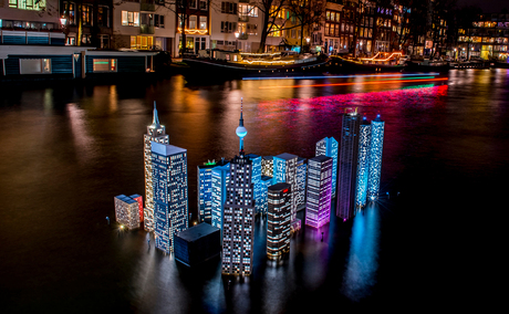 Amsterdam Lightfestival 2019