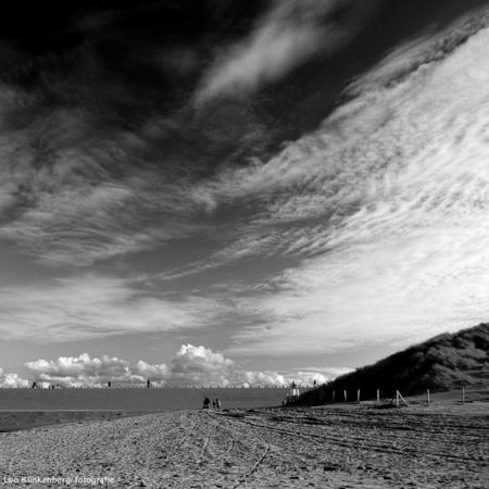 strand - Moet even in het groot gezien worden.  grt Leo - foto door LeoKlinkenberg op 09-03-2010
