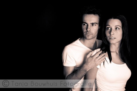 Mark en Lianne