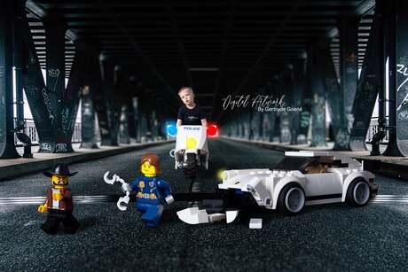 Lego City Joyrider